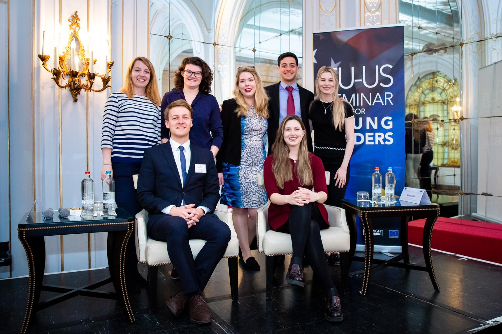 2019 EU-US Young Leaders Seminar